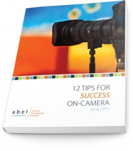 12 Tips For Success On-Camera