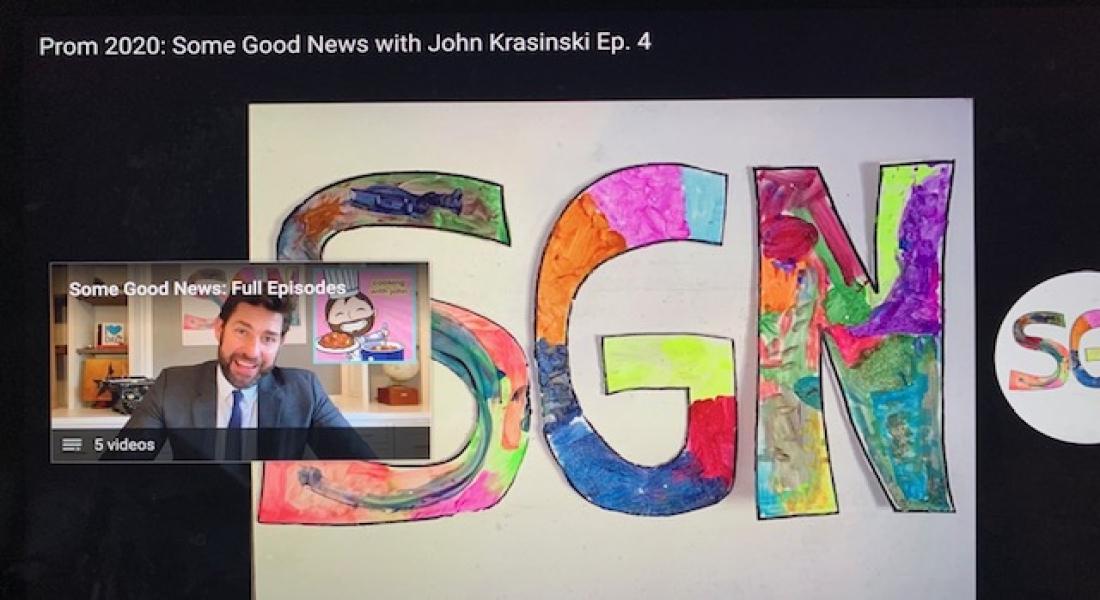 CASE STUDY: John Krasinski #SGN