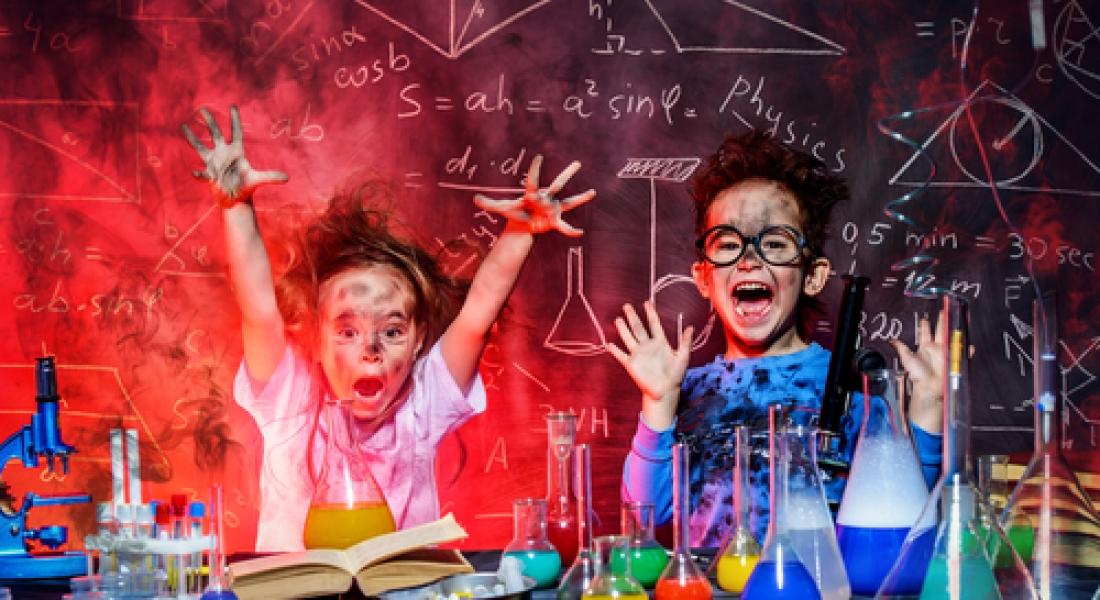 #NOWCASTING Nat Geo Kids Science Show!